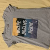 Классная футболочка унисекс -10-12