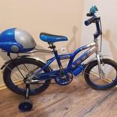 """Велосипед Bike Centar Foxspace 16"""" 2.125, в отличном состоянии"""
