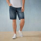 Отличные мужские джинсовые шорты Livergy Германия размер 54
