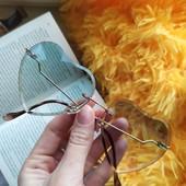 Стильные солнцезащитные очки+подарок. ❦❦❦ Сделайте свой образ незабываемым! ❦❦❦