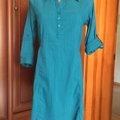 Рубашка-туника, размер 38