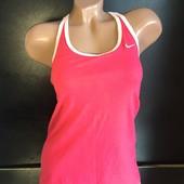 Nike Оригинал! с резинкой под грудью внутри для поддержки) м-ка Качество-супер! следов носки нет!
