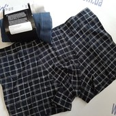 H&m оригинал. Комплект 3 шт, мужские трусы боксеры. Размер L