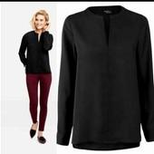 esmara, классная лёгкая блуза коллекция Хайди Клум размер евро 40 +6замеры