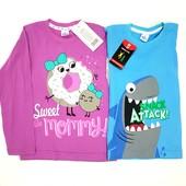 Яркие модные Регланы для девочек и мальчиков! Размеры - 4, 5, 6, 7 лет. Узбекистан!