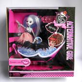 Шарнирная кукла Monster High с ванной и аксессуарами Монстер Хай. Укрпочта -5%