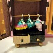 вешалки для кукольной одежды 3шт