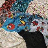 Детские шорты, хлопок , 98-104рр., по цене ставки можно любое количество