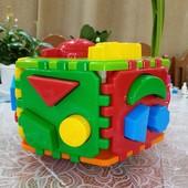Куб - сортер