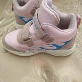 Ботинки для девочки Jong Golf 19 см.