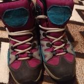 Демисезонные ботинки очень крутые 17,6 см