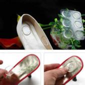 Замена пластырю-силиконовые многоразовые подушечки/3шт/ от натирания обуви.