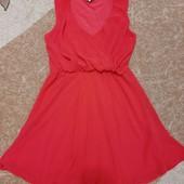 Шифоновое платье 42-44-46. New look. Смотрите замеры!