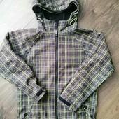 Дождевик!! Термокуртка для девочки ,размер S ,10