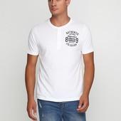 Стильная мужская футболка Livergy Германия размер M (48/50)
