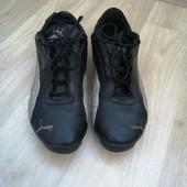 Кожаные кроссовки Puna-100%орыгинал :38