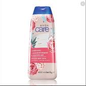 """Лосьон для тела с розовой водой и маслом ши """"Сияние"""", Avon Care 400 мл,Собирайте лоты!!!"""