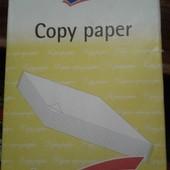 Бумага офисная пачка 500 листов