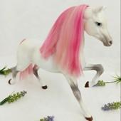 Лошадка Mattel 1999 год винтаж