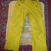 Теплые непромокаемые штаны от Columbia.размер L.в хорошем состоянии.