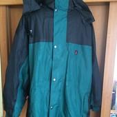 Куртка, термо ветровка, мембрана, р. L, one valley. в идеале