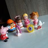 Хорошие, фирменные игрушки