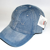 Мужская модная джинсовая кепка, 56-58