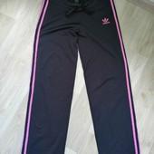 Фирминние спортивные штаны -Adidas:L-100%орыгинал!!!