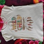 Лёгкая футболка, рост 98/104