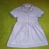 Очаровательное платье Marks&Spenser на малышку 3-5 лет