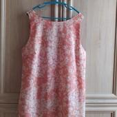 Шикарная легкая блуза, 46 размер.