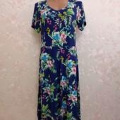 Летнее женское платье Cotton, размер м