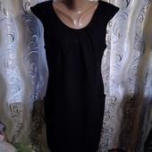 Элегантное льняное платье e-vie