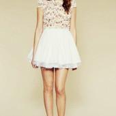 Красивейшее нарядное платье с розами