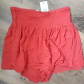 Легкие шорты-юбка Papaya Германия! евро10