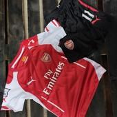Футбольная форма клуба Arsenal