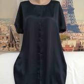Платье свободного кроя Mango, размер S-M.