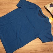 Германия! Коттоновые летние футболочки на мальчика, 122-128 см, 6-8 лет.