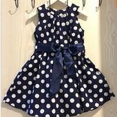Красивое легкое натуральное платье для красотки в состоянии нового