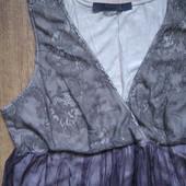 Воздушное, нежное платье