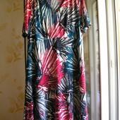 летнее платье 52-й размер Essential
