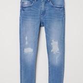 H&M моднявые джинсы на мальчика
