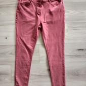 Фирменные красивые джинсы-стрейч в состоянии новой вещи р.14-16.