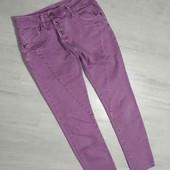 Италия! мега стильные джинсы р.44/46 прекрасного сост
