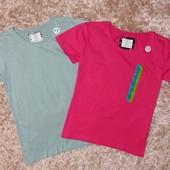 Две футболки Primark одним лотом 10-12, евро 38-40 (см. описание)