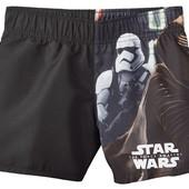 Детские плавки - шорты Star Wars Германия на мальчика размер 98/104