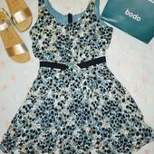 Воздушное летнее платье сарафан BCBG.