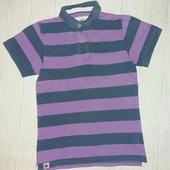 Футболка поло, тениска для мальчика 9-10 лет. Натуральный хлопок!