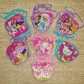 Яркие детские сумочки!