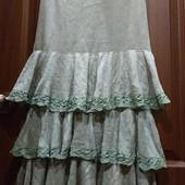 Нежное платье-юбка от Mango
